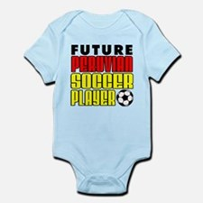 Future Peruvian Soccer Player Body Suit