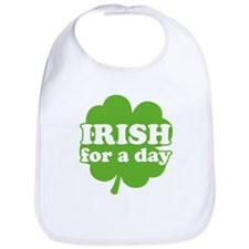 Irish For A Day Bib