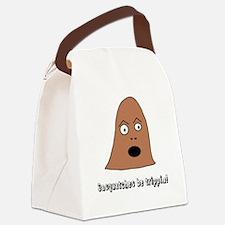 Sasquatches Trippin Canvas Lunch Bag