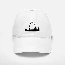 Gateway Arch - Eero Saarinen Baseball Baseball Cap