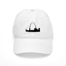 Gateway Arch - Eero Saarinen Baseball Cap