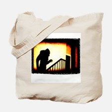 Nosferatu Creepy Tote Bag