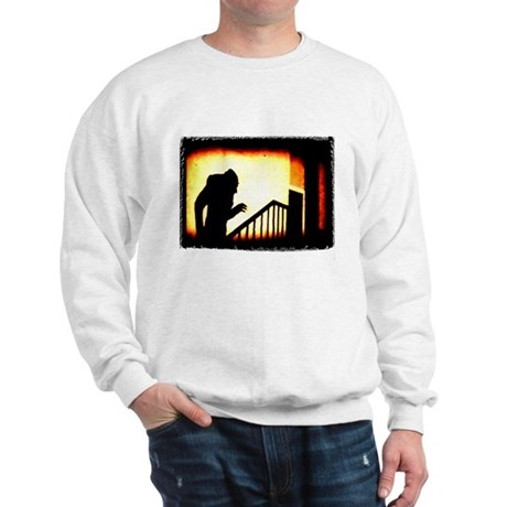 Nosferatu Creepy Sweatshirt