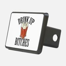 Drink Up Bitches Hitch Cover