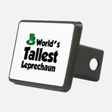 World's Tallest Leprechaun Hitch Cover