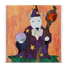 Bully Wizard Tile Coaster