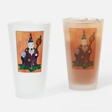 Bully Wizard Drinking Glass