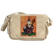 Bully Wizard Messenger Bag