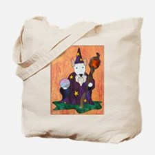Bully Wizard Tote Bag