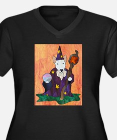 Bully Wizard Plus Size T-Shirt
