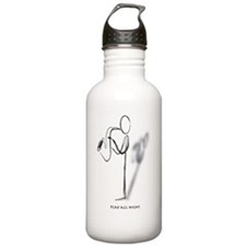 Saxophone play Water Bottle