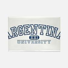 ARGENTINA UNIVERSITY Rectangle Magnet