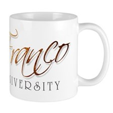 FRANCO last name UNIVERSITY series Mug
