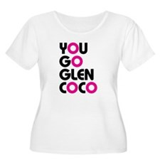 You go Glen Coco Plus Size T-Shirt