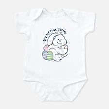 Bunny 1st Easter Infant Bodysuit