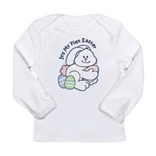 Bunny 1st Easter Long Sleeve Infant T-Shirt
