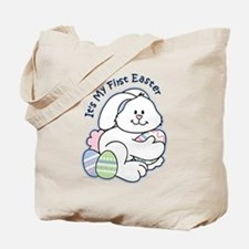 Bunny 1st Easter Tote Bag