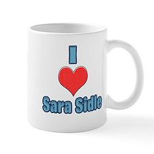 I heart Sara Sidle 2 Mug