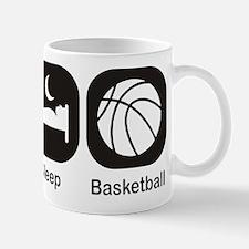 Eat, Sleep, Basketball Mug
