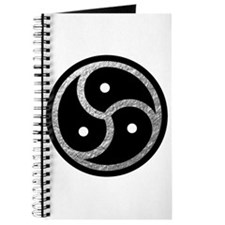 Silver Look BDSM Emblem Journal