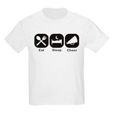 Eat, Sleep, Cheer T-Shirt