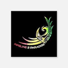 Pipeline 2 Paradise Radio Sticker