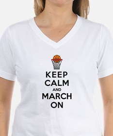 Keep Calm and March On Shirt