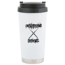Flutes Rock Travel Mug