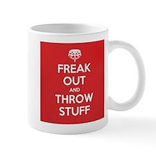 Freak Out Small Mug