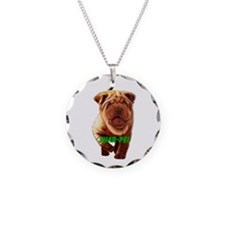 Shar-Pei Necklace