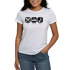 Eat, Sleep, Sing T-Shirt
