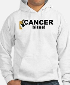 C Fawn Cancer Bites Hoodie