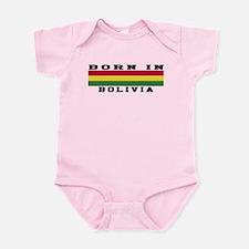Born In Bolivia Infant Bodysuit