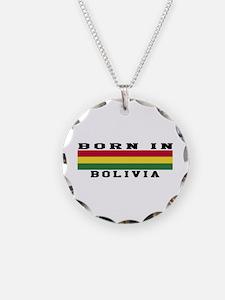 Born In Bolivia Necklace
