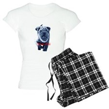 Shar-Pei Pajamas