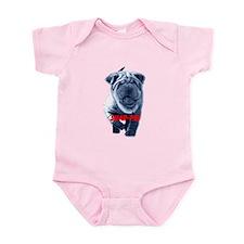 Shar-Pei Infant Bodysuit