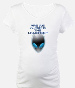UFO Aliens Are we Alone in the Universe? Shirt