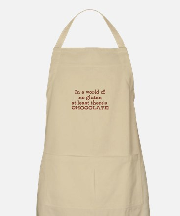 World of no gluten Apron