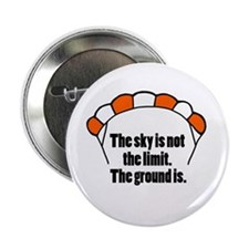 """'Not The Limit' 2.25"""" Button (10 pack)"""