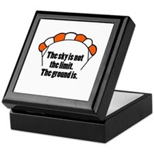 'Not The Limit' Keepsake Box