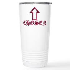 Chosen Pink Travel Mug