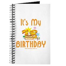 18th Birthday Journal