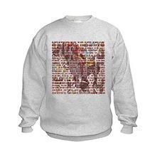 Horses of the Year 1887-2012 II Sweatshirt