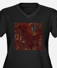 Horses of the Year 1887-2012 II Plus Size T-Shirt