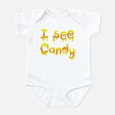 I See Candy! Infant Bodysuit