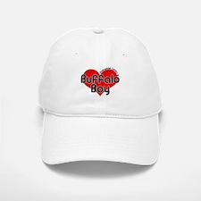 Everyone Loves a Buffalo Boy Baseball Baseball Cap
