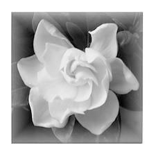 Gardenia Blossom Tile Coaster