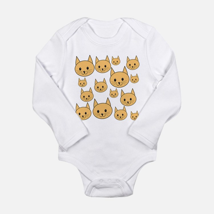 Ginger Cats. Body Suit