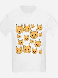 Ginger Cats. T-Shirt