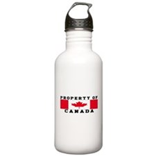 Property Of Canada Water Bottle